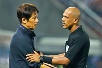 Thai Lan gui thu len AFC de lam ro viec chon trong tai o tu ket hinh anh