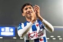 Van Hau ghi dau giay giup Jong Heerenveen thang Venlo hinh anh