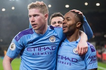 Leicester vs Man City: Pep Guardiola tung doi hinh manh nhat hinh anh