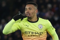 Leicester 0-1 Man City: Jesus mo ty so hinh anh