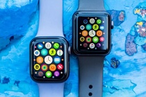 Nhieu cua hang ban Apple Watch Series 3 gia 3,2 trieu dong hinh anh
