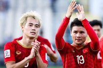 Doi tuyen Viet Nam tut hang FIFA vi Gold Cup hinh anh