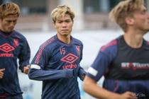 Antwerp 0-0 Sint-Truidense: Cong Phuong du bi hinh anh