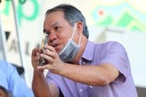 'Bau Duc co ly khi nghi ngo tran CLB Ha Noi gap Quang Ninh' hinh anh