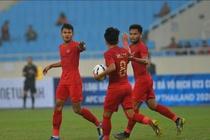 U23 Indonesia 1-0 Brunei: Viet Nam gap bat loi hinh anh