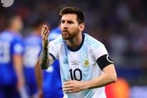 Messi ghi ban, Argentina co diem dau tien tai Copa America hinh anh