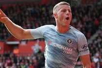 Barca 0-2 Chelsea: Ross Barkley nhan doi cach biet hinh anh