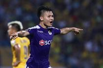 CLB Ha Noi 1-1 Altyn Asyr: Quang Hai sut phat ghi ban hinh anh