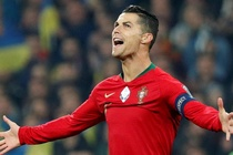 Ronaldo ghi ban thu 700, Bo Dao Nha van thua o VL Euro 2020 hinh anh