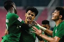 Quat nga Uzbekistan, U23 Saudi Arabia gianh ve du Olympic 2020 hinh anh