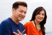 Quang Minh phan ung the nao ve tin don ly hon Hong Dao? hinh anh