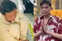 Thanh Giao la ai ma Hoai Linh, Minh Nhi va dan sao Viet tran quy? hinh anh