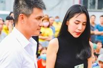 Cong Vinh: 'Chua bao gio nghi ThuyTien duoc tin tuong nhu the' hinh anh