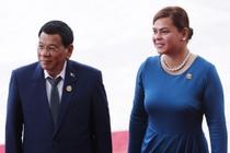 Co con gai cung ran cua TT Duterte se la ung vien tong thong cho 2022? hinh anh