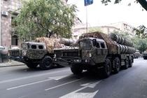 Azerbaijan tuyen bo pha huy ten lua S-300 cua Armenia hinh anh