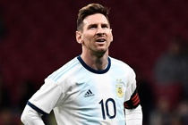 Argentina 0-0 Colombia: Messi bi co lap hinh anh
