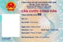 Cong bo mau the can cuoc cong dan gan chip hinh anh
