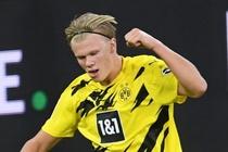 Bayern Munich 3-2 Dortmund: Haaland ghi ban hinh anh