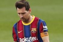 Barcelona 1-3 Real Madrid: Messi bat luc hinh anh
