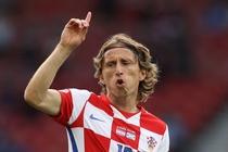 Modric toa sang dua Croatia vuot qua vong bang Euro 2020 hinh anh