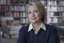 Ba Hillary la dai cu tri bang New York, cam ket bo phieu cho ong Biden hinh anh