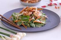 Cach lam salad kieu Viet cho bua an them ngon mieng hinh anh