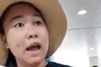 Vi sao nu cong an gay roi tai san bay chi bi phat 200.000 dong? hinh anh