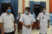 Pho giam doc So Y te Vinh Phuc bi dinh chi hinh anh