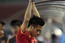 U23 Viet Nam than tho sau tran thua khong dang co hinh anh