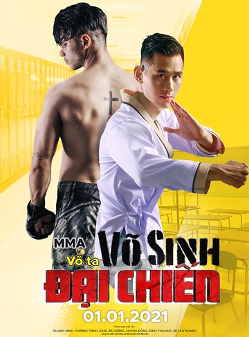 review phim Vo sinh dai chien anh 1