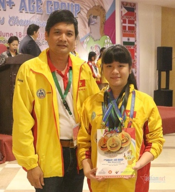Cha hoc cung con anh 1