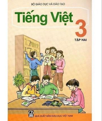 Sach giao khoa Tieng Viet anh 1