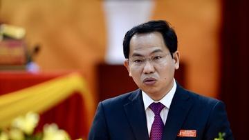 Le Quang Manh Bi thu Can Tho anh 1