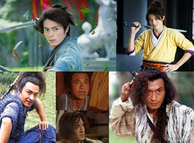 Diem mat my nam Hoa ngu trong vai Lenh Ho Xung hinh anh