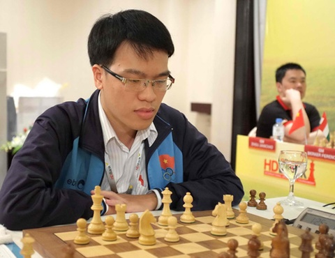 Le Quang Liem tut 12 bac, vang khoi top 40 the gioi hinh anh