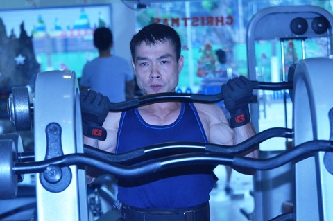 Chang luc si Can Tho hoan cuoi vi SEA Games hinh anh
