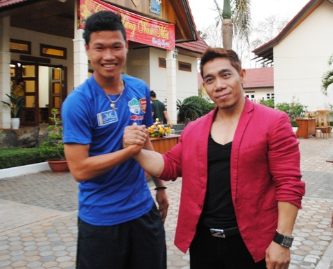 U19 Viet Nam so co bap cung Pham Van Mach hinh anh