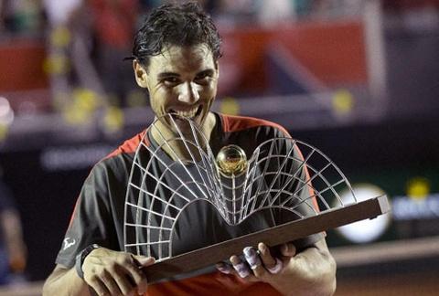 Nadal danh bai Dolgopolov hinh anh