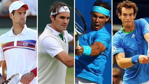 'Big Four' hoi ngoi tai Miami Masters hinh anh