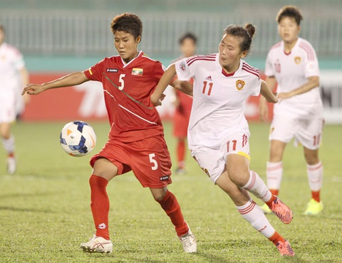Han Quoc, Trung Quoc gianh ve du World Cup hinh anh