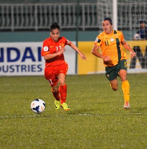 HLV Tran Van Phat: 'Nu VN san sang gianh ve du World Cup' hinh anh