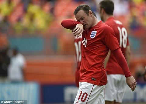 Ho so World Cup te hai cua Ronaldo, Messi va Rooney hinh anh