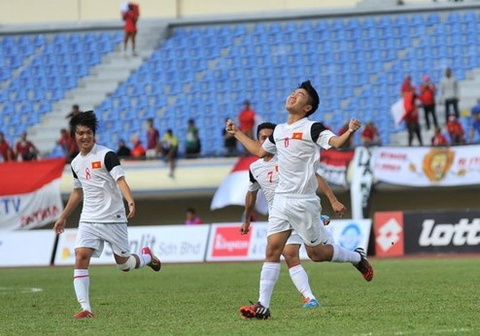 Vua Brunei tang U19 Viet Nam 23.000 USD hinh anh