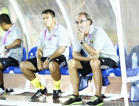 HLV U19 Myanmar: 'Chung toi se mang Cup ve nha' hinh anh