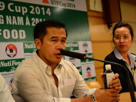 HLV U19 Thai Lan: 'U19 VN du kha nang du giai U20 the gioi' hinh anh