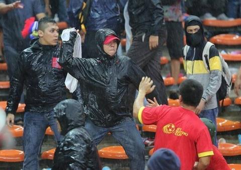 Malaysia cam ket dieu tra vu CDV Viet Nam bi danh hinh anh