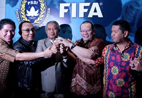 Indonesia co nguy co bi cam tham du vong loai World Cup hinh anh