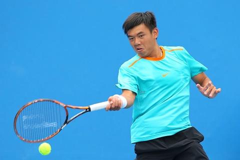 Ly Hoang Nam: Tu nhat bong den nha vo dich Grand Slam tre hinh anh