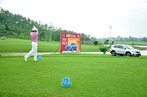 Trai nghiem khac biet tai BRG Legend Hill Golf Resort hinh anh