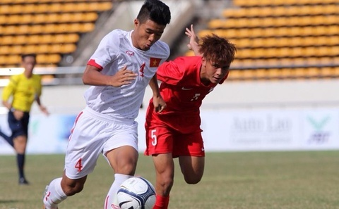 Thang 5-0, U19 Viet Nam dan dau bang vong loai chau A hinh anh